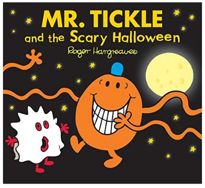 Mr Men Mr Tickle and scary Halloween