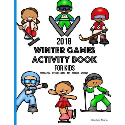 WinterGamesActivityBook