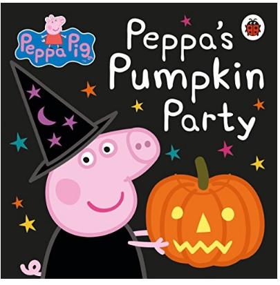 PeppaPigPumpkinParty