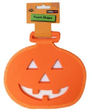 Pumpkin Foam