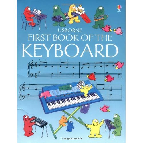 KeyboardBook