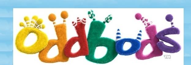 Oddbods Logo - Blog