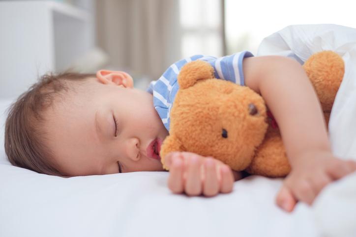 GettyImages-954552472-Sleeping boy