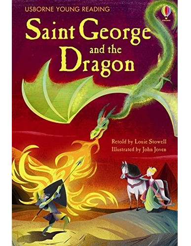 GeorgeandDragonUsborneReading