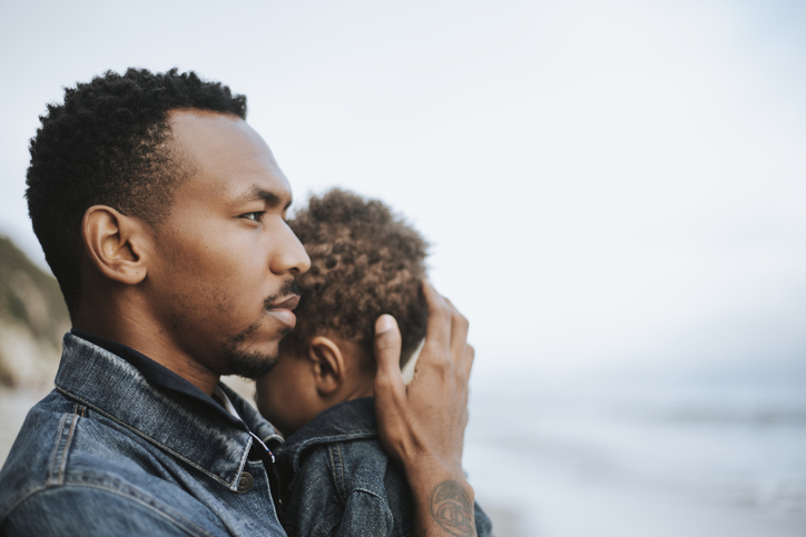 Father and child-GettyImages-1038578108