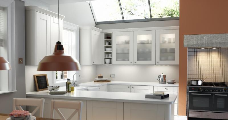 Wren Clean kitchen