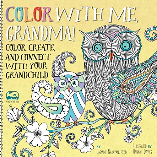 Colour with me Grandma