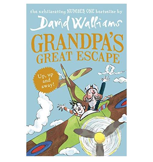 Grandpa Great Escape