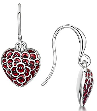 Poppy collection earrings