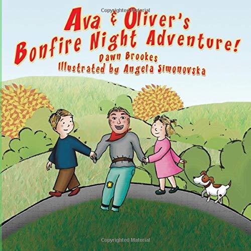 Ava&Oliver Bonfire Night Adventure