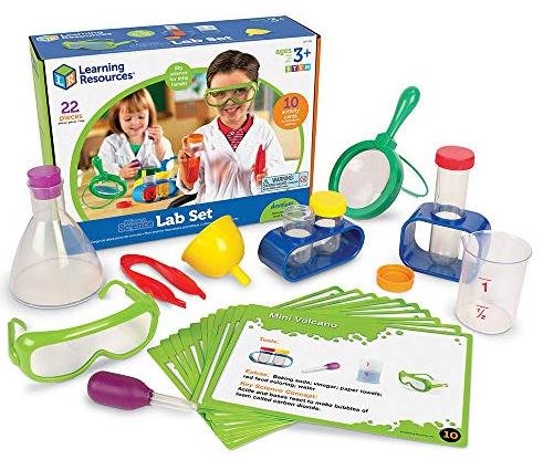 Science and lab set
