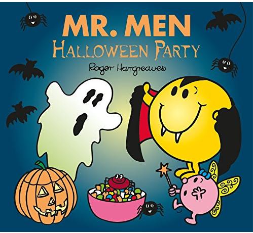 Mr Men HalloweenParty