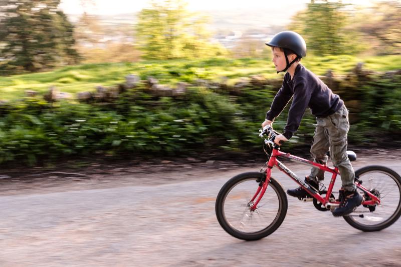 BoyCycling