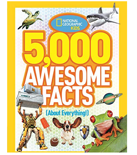 5000 awesome facts